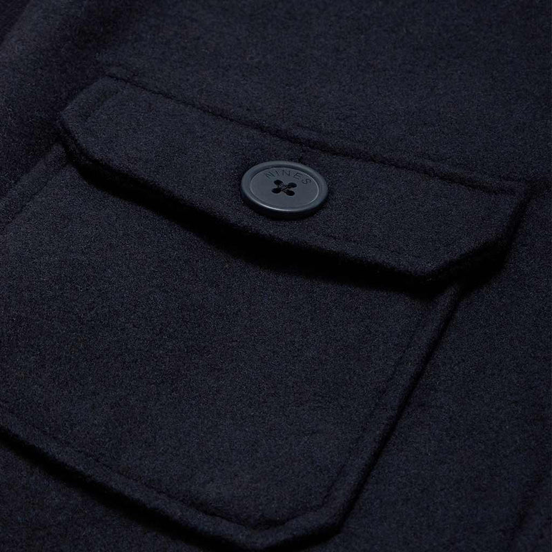 Titus Button Through Jacket With Pockets