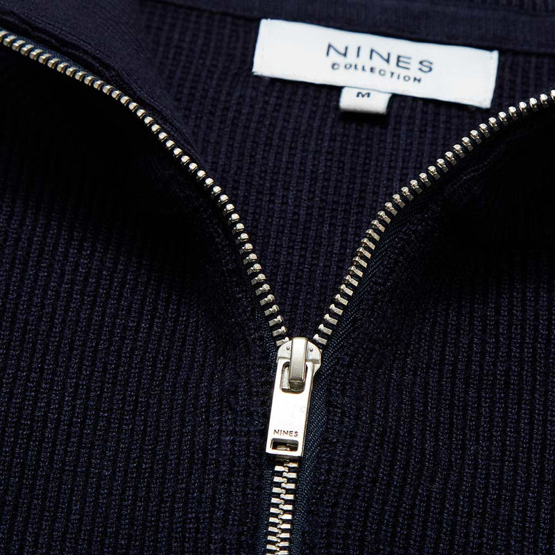 Wilfred Zip Neck Jumper