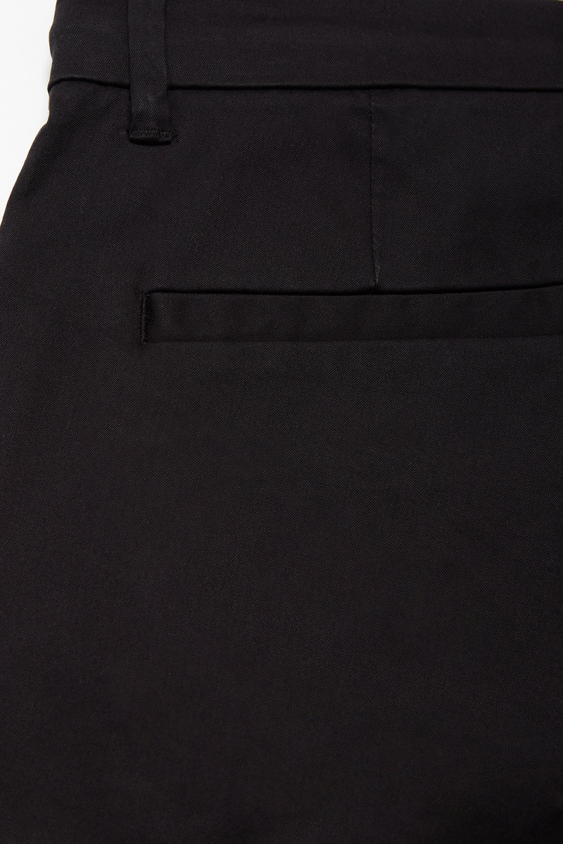 Kaptai Slim Fit Chinos in Black - Nines Collection