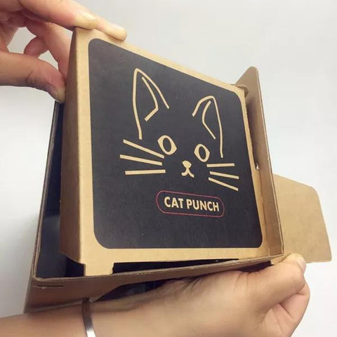 CAT PUNCH the Original Punch Box Teaser Toy for Cats