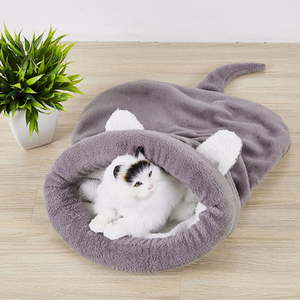 Fleece Sleeping Bag for Pets