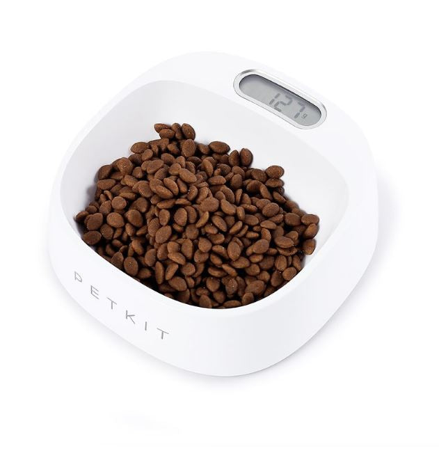 PETKIT Smart Feeding Bowl with Digital Weight