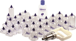 Cupping set-Korean 28 piece with case - CAM SUPPLY INC. DBA WABBO