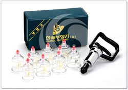 Cupping Set - Hansol's 10 piece Set - CAM SUPPLY INC. DBA WABBO