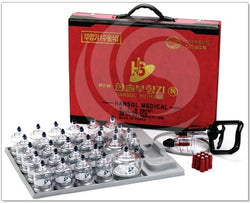 Cupping Set - Hansol's 30 piece Set - CAM SUPPLY INC. DBA WABBO