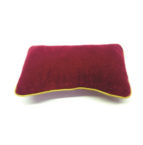 Pulse Pillow Flannel (Red)