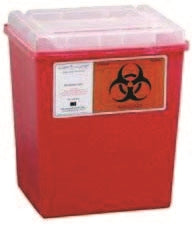 2 Gallon Sharps Container (8.5