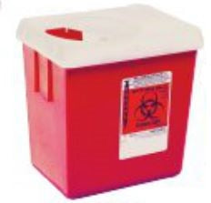 2QT Sharps Container rotor/hindge (6