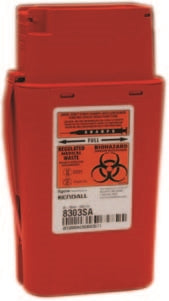 1QT Transportable Sharps Container (4