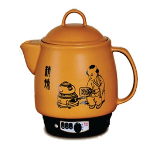 Electronic Herbal Cooker Yao Tong Brand 3.2 Liter