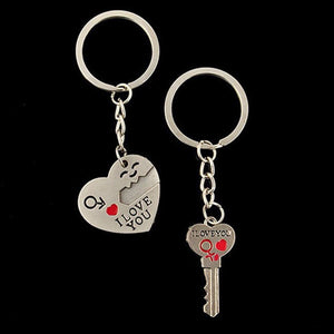 Couple Keychains