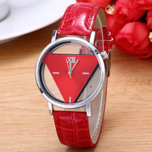 Load image into Gallery viewer, Women Luxury Inverted Triangle Watch
