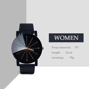 Personality Diamond Couple Watch