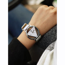 Load image into Gallery viewer, Couple Watch- Inverted Triangle Design