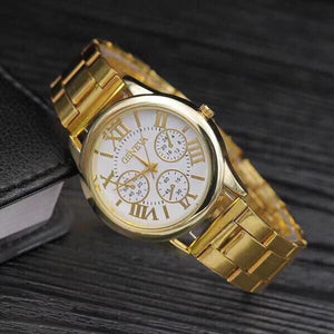Luxury 3 eye Watch