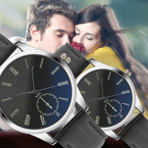 Casual Couple Watch