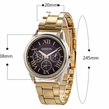 Load image into Gallery viewer, Luxury 3 eye Watch