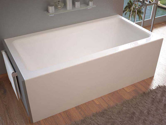 Venzi Madre, 30 x 60 Front Skirted Tub with Right Drain By Atlantis