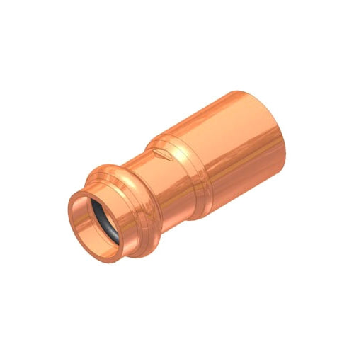 2 X 1-1/2 FTG X Press Copper Reducer