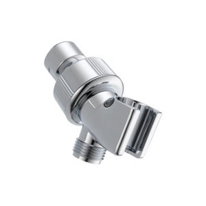 DELTA: SHOWER ARM MOUNT - ADJUSTABLE CHROME