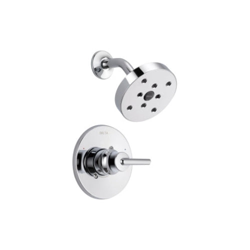 DELTA TRINSIC: 14 SERIES MC SHOWER TRIM CHROME