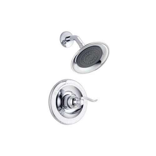 DELTA FOUNDATIONS WINDEMERE: MONITOR 14 SERIES SHOWER TRIM CHROME