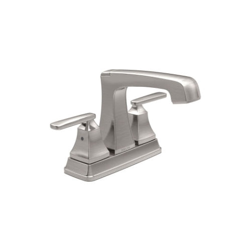 DELTA ASHLYN: TWO HANDLE CENTERSET LAVATORY FAUCET STAINLESS