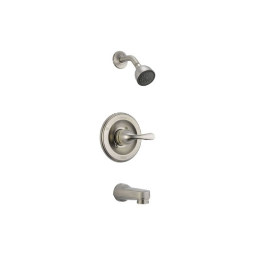 DELTA CLASSIC: MONITOR 13 SERIES TUB/SHOWER TRIM STAINLESS