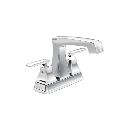 DELTA ASHLYN: TWO HANDLE CENTERSET LAVATORY FAUCET CHROME