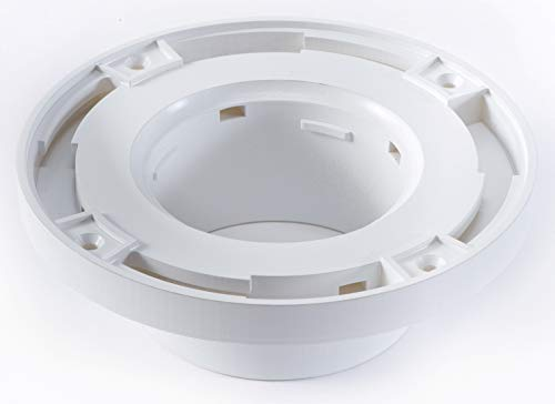 Medical Grade Toilet Flange with Watertight Design, Solvent Weld, Leakages Free, IAPMO's certified, 3
