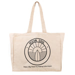 The Canvas Shopper Bag