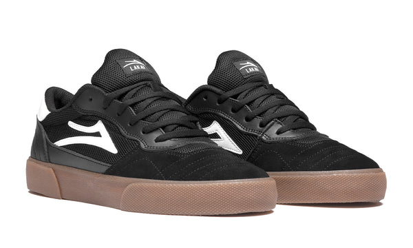 Cambridge - Black/Gum Suede