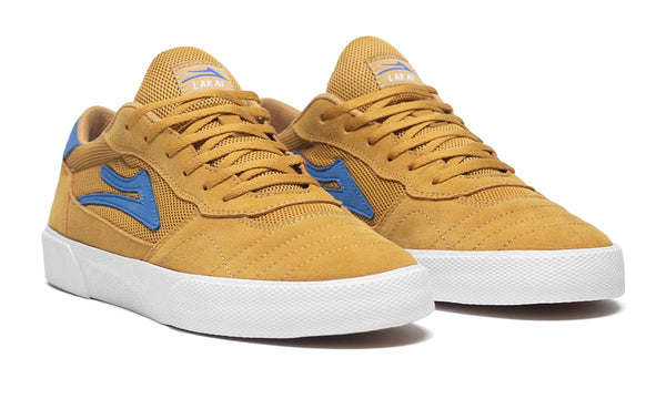 Cambridge - Gold Suede