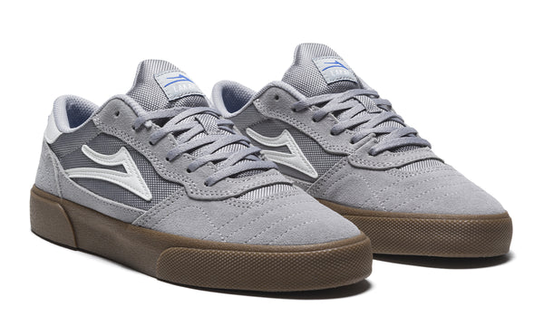 Cambridge - Light Grey/Gum Suede