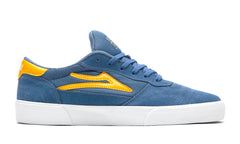 Cambridge - Slate/Yellow Suede