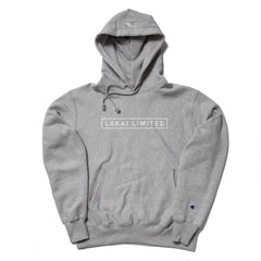 Champion Text Box Pullover Hoodie
