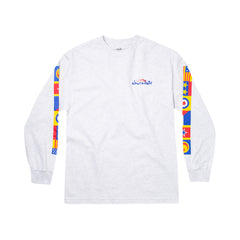 Chocolate Flags Long Sleeve T-Shirt