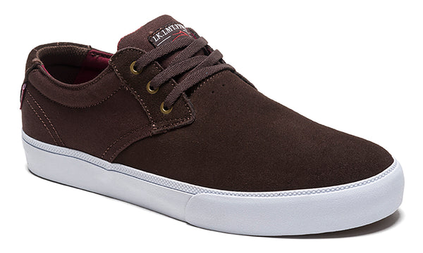 Daly - Chocolate Suede
