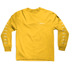 Flared Long Sleeve T-Shirt