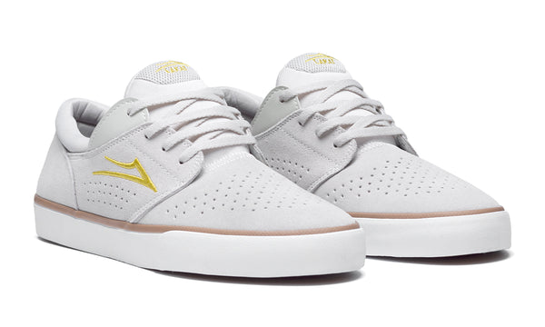 Fremont Vulc - White Suede
