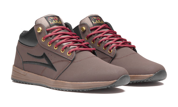 Griffin Mid - Chocolate Nubuck