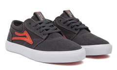Griffin Kids - Charcoal Suede