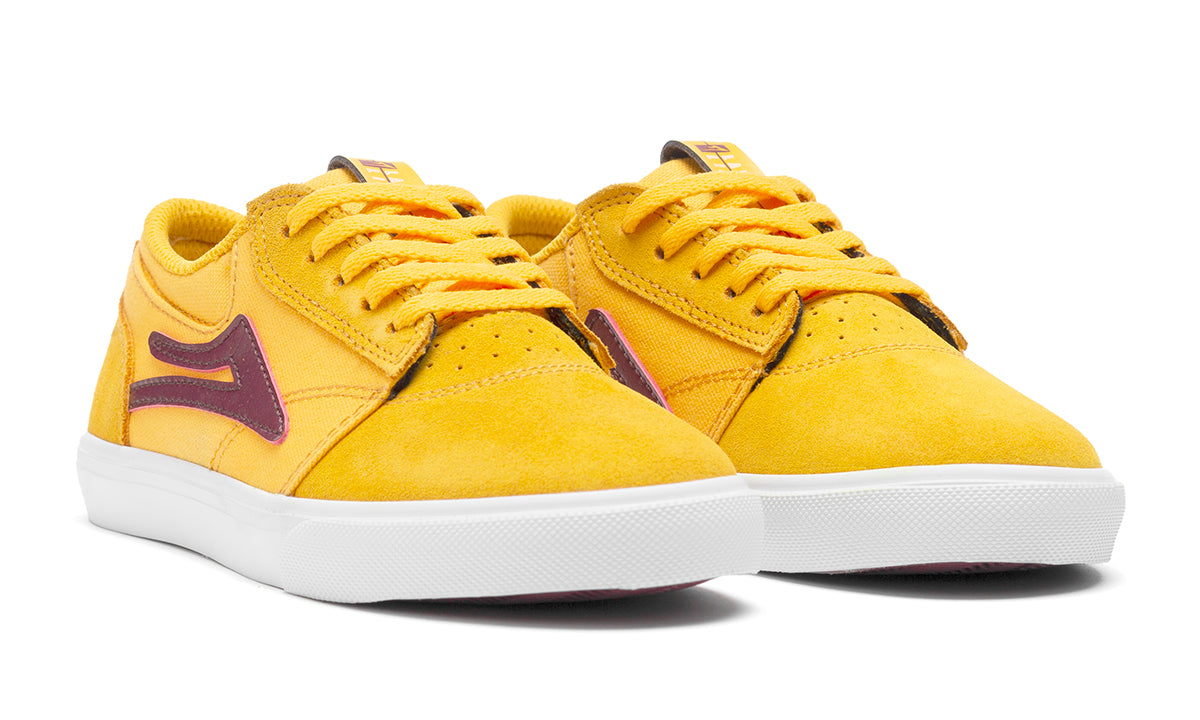 Griffin Kids - Gold Suede - Kids Shoes