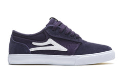 Griffin Kids - Purple Suede
