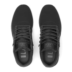 Griffin Mid All Weather - Black/Black Nubuck