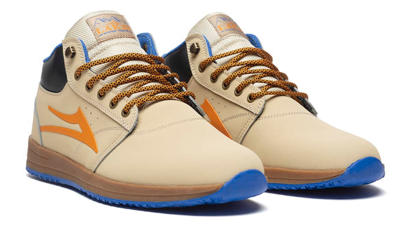 Griffin Mid All Weather - Tan Nubuck