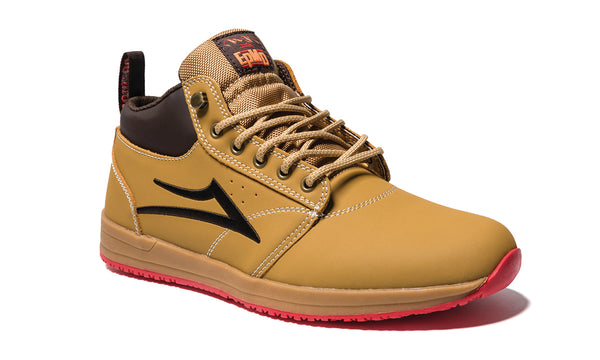 Griffin Mid - AW Gold Nubuck
