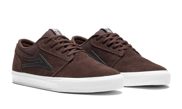 Griffin VLK - Chocolate Suede