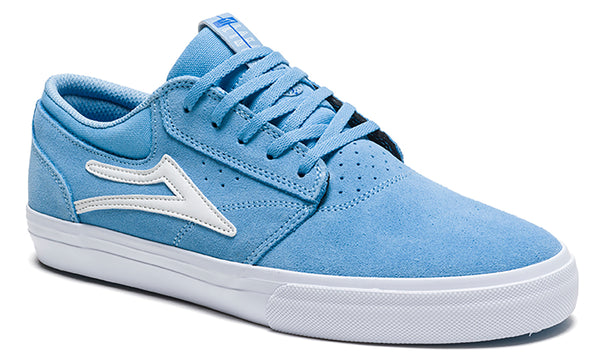 Griffin - Light Blue Suede
