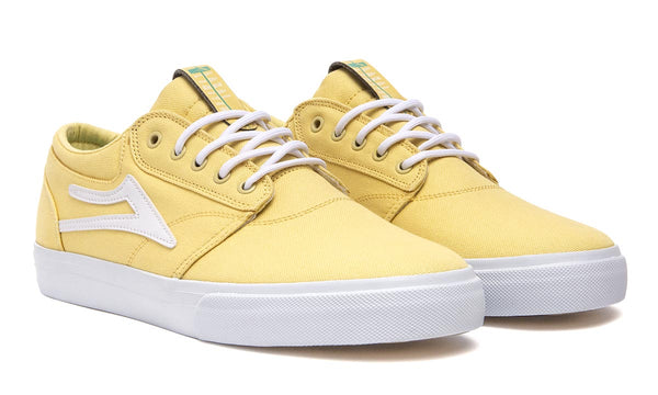 Griffin - Light Yellow Canvas